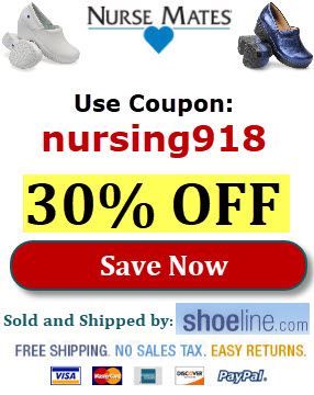 Nurse Mates for Women Coupon
